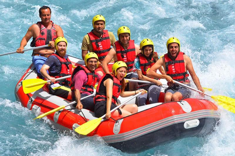 rafting pangalengan gravity adventure
